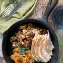 All Roads Lead to the Kitchen, for an Apple Stuffing Recipe You'll Want to Make Every Day!
