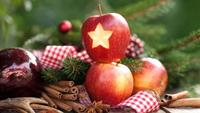 Easy Holiday Parties with Michigan Apples
