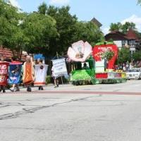 Tulip Time and Frankenmuth Parades