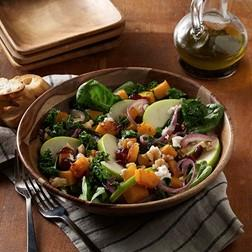 Apple and Butternut Squash Salad