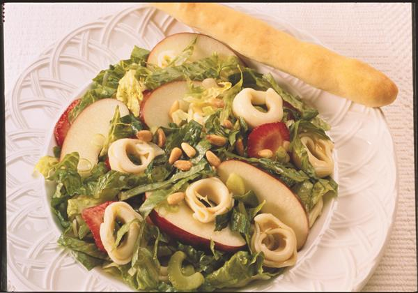 Apple-Tortellini Salad