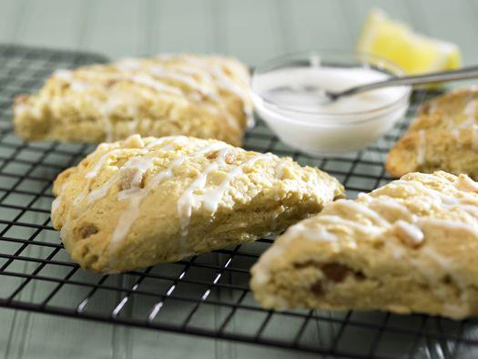 Pure Bliss Apple Ginger Scones