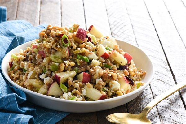 Apple Grain Salad