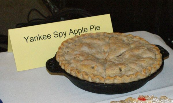 Yankee Spy Apple Pie