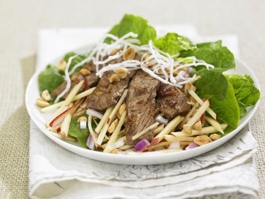 South Pacific Fresh Apple & Sirloin Salad