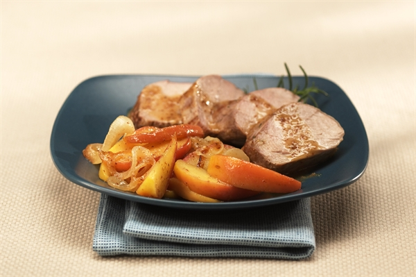 Roasted Pork Tenderloin